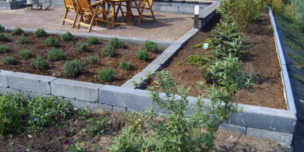 Grote tuinprojecten