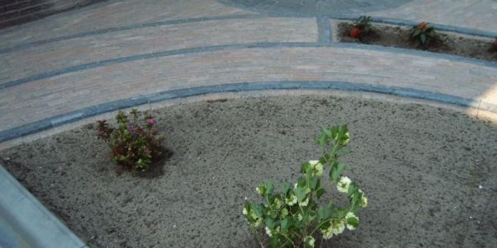 Cirkelvormen in uw tuin
